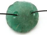 Afghan Ancient Roman Glass Pendant 30mm (AF826)