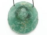 Afghan Ancient Roman Glass Pendant 58mm (AF869)