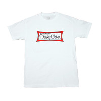 Dewey Weber Simple Classic T-Shirt - White