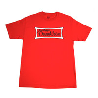 Dewey Weber Simple Classic T-Shirt - Red