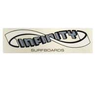 Infinity Surfboards Sticker