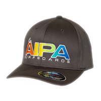 Aipa Surfboards Hat - Charcoal