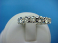 3.25 CARAT ETERNITY SHARED PRONGS RING
