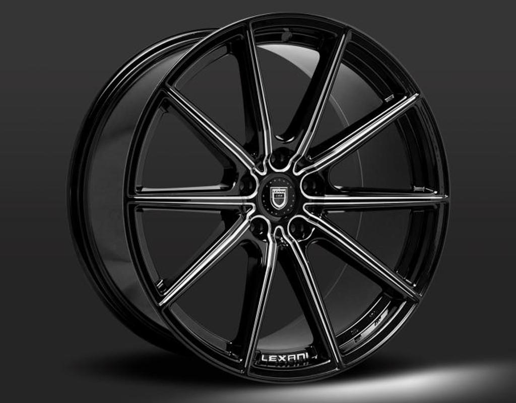 """22"""" Lexani CSS-10 Alloy Wheels"""