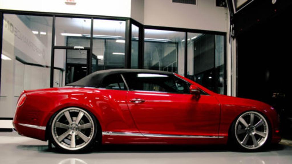 Bentley GT Lowering Links
