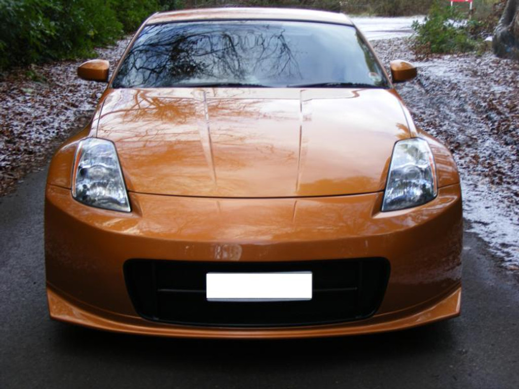 Nissan 350Z Body Kit Nismo