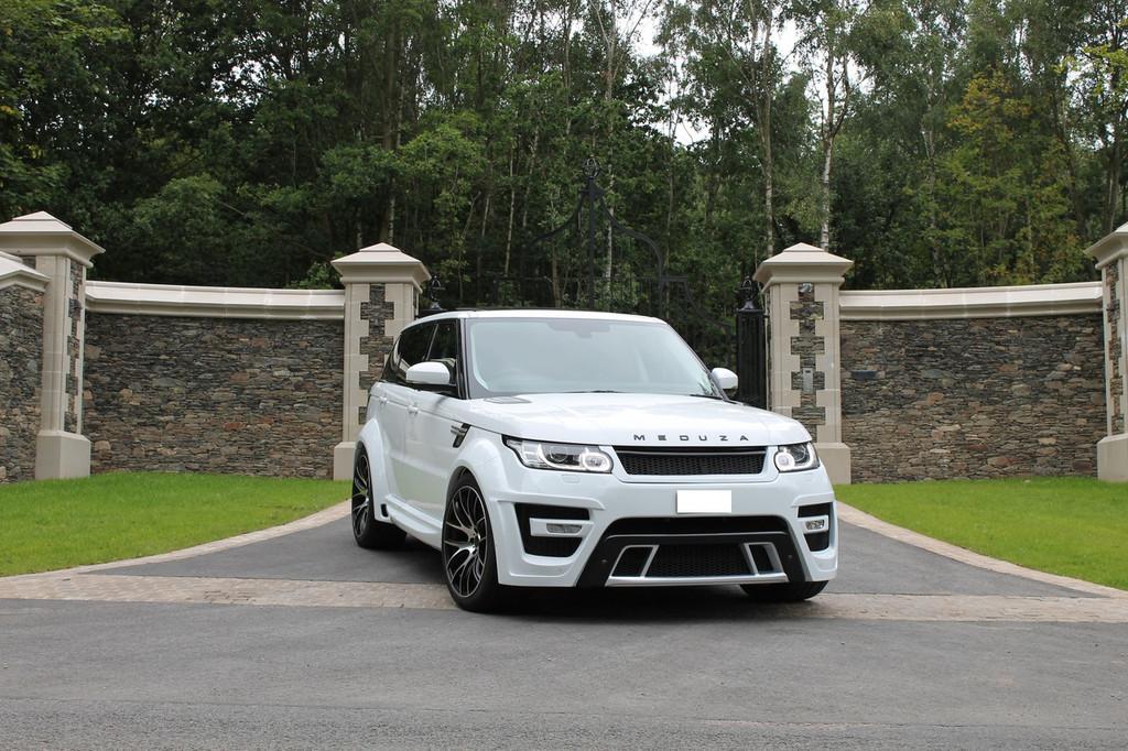 Range Rover Sport 2015 Meduza RS-700 Body Kit