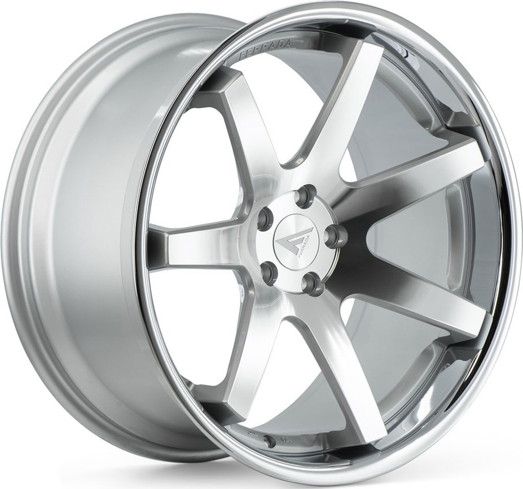 "Ferrada FR1 9 x 20"" Alloy Wheels"