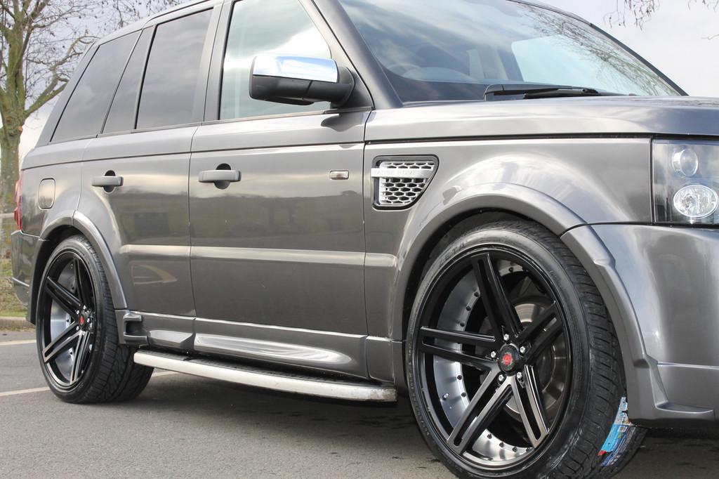 Range Rover Sport Autobiography & RS Fender Pack Bodykit 2005-2009 Grey