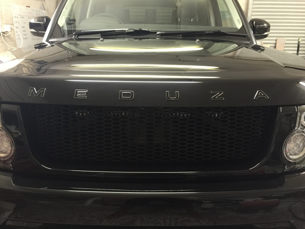 Land Rover Discovery 4 2015-2016 Meduza RSD4 Grille