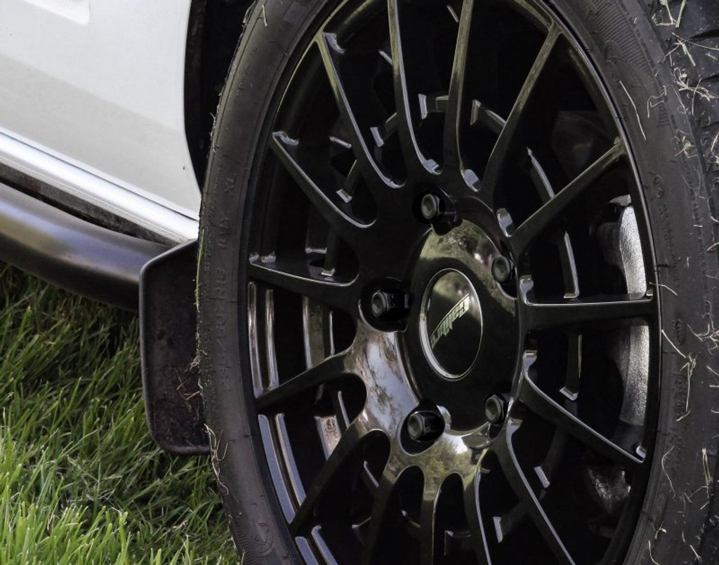 """18"""" Calibre T-Sport Alloy Wheels Ford Transit and VW T5/T6"""
