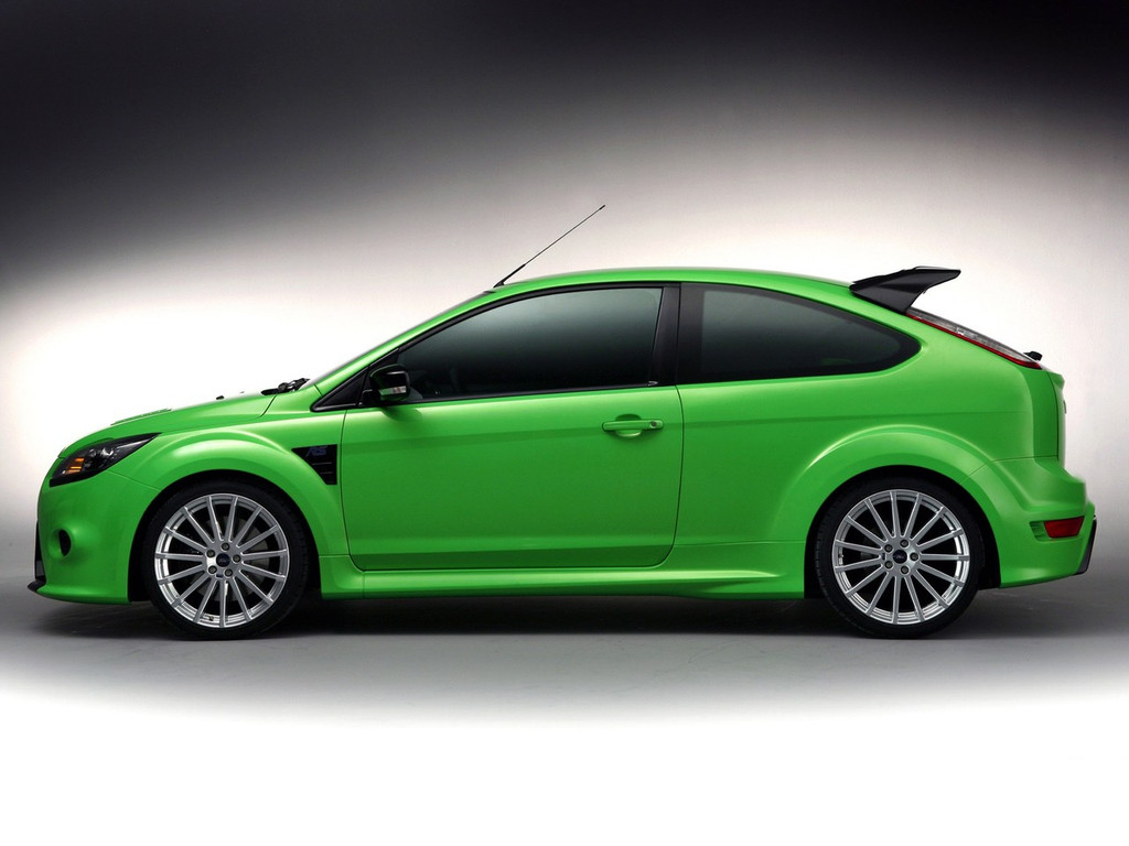 Ford Focus RS 3/5 Door Body Kit