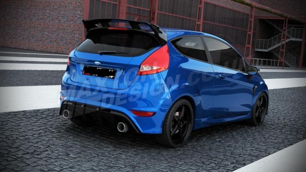 Ford Fiesta Mk7 RS Look Body Kit
