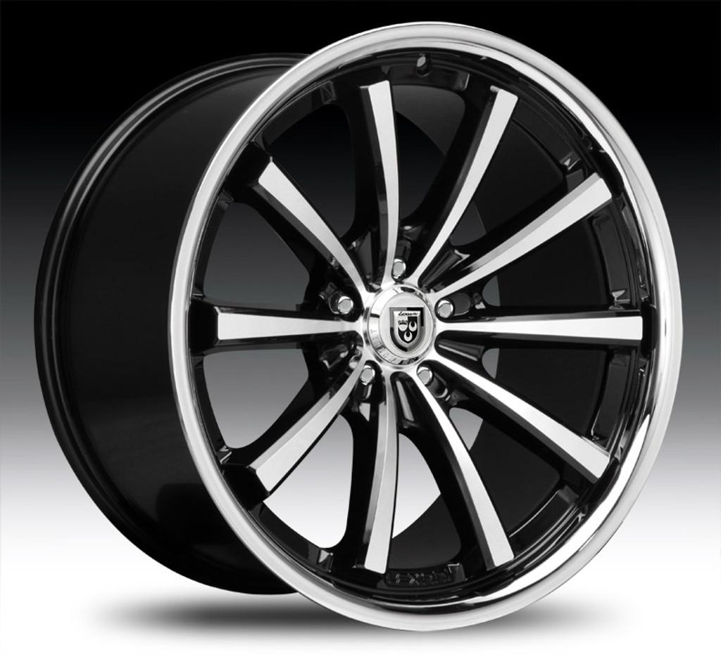 """22"""" Lexani CVX-55 Alloy Wheels"""