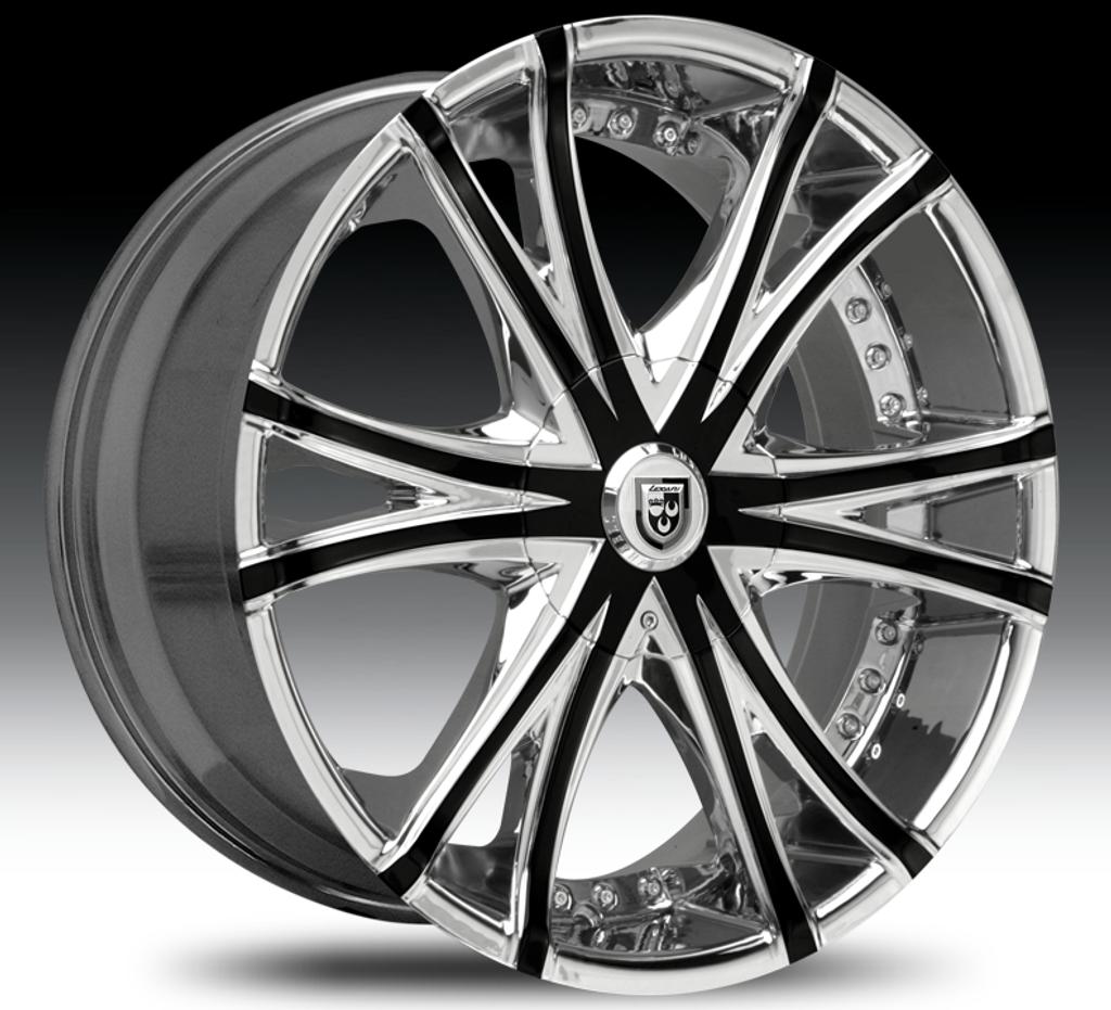 """20"""" Lexani LX-12 Alloy Wheels"""