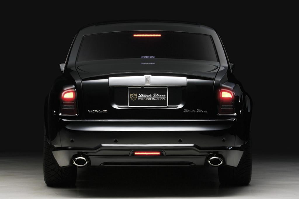 Rolls Royce Phantom Sports Line Black Bison Edition Body Kit