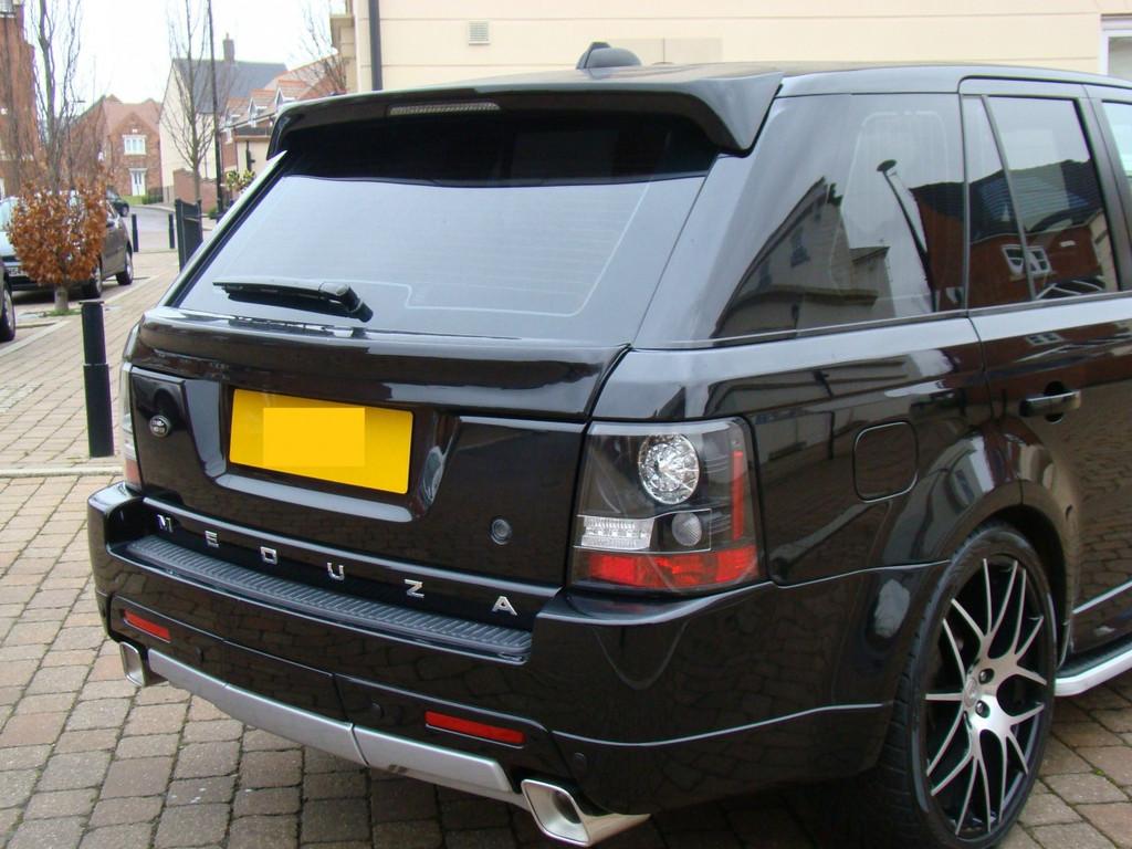 Range Rover Sport Autobiography Body kit