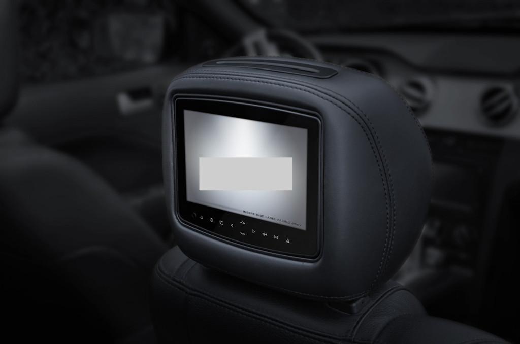 Range Rover Sport Rear DVD Screen Pack