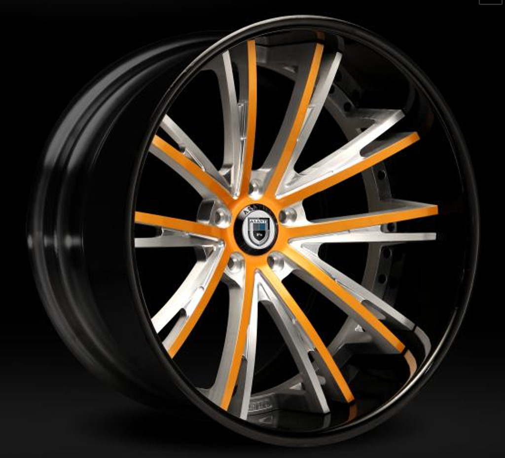"Asanti Alloy Wheels CX-177 20""-24"""