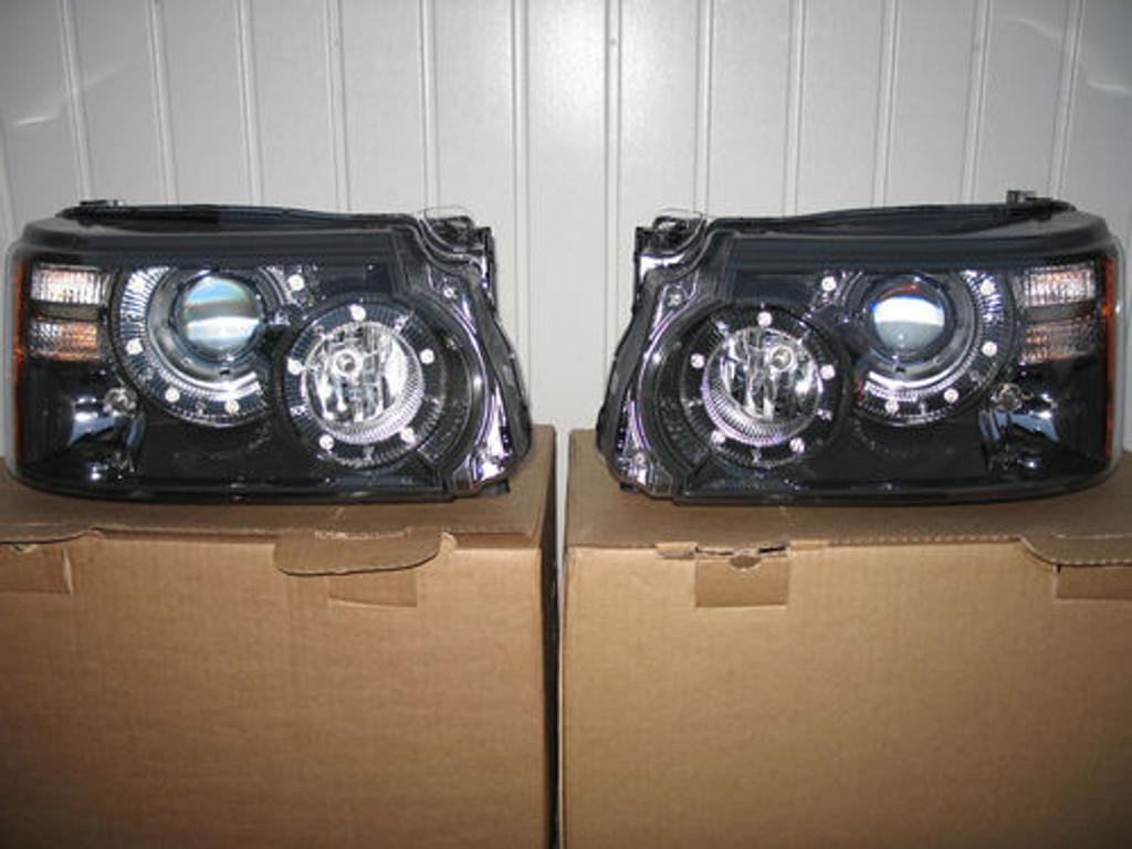 Range Rover Sport Headlamps 2013