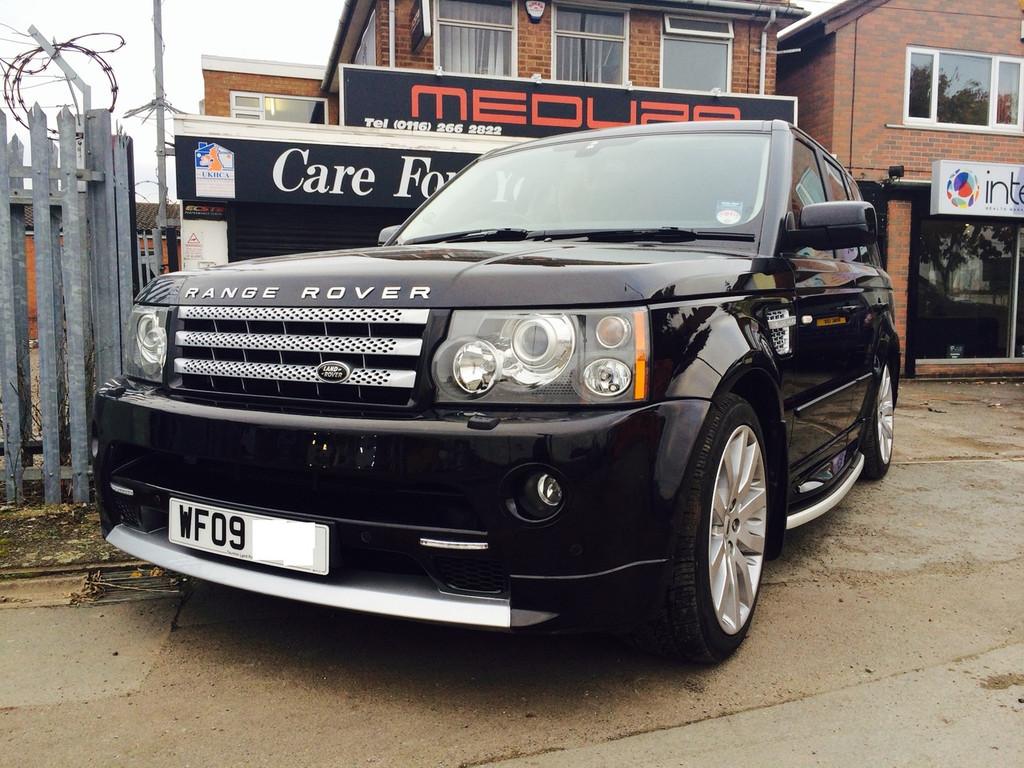 Range Rover Sport Autobiography Style Body Kit 2005-2009