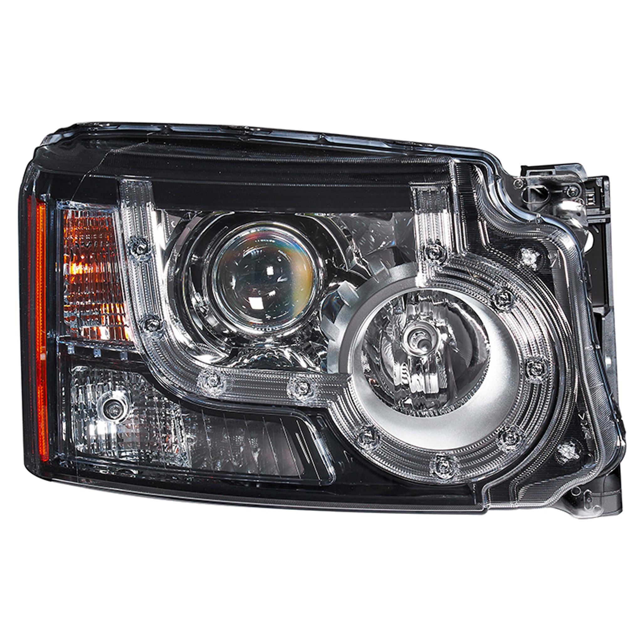 Land Rover Discovery 3 4 Valeo Headlights Meduza Design Ltd