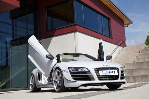 Audi R8 LSD Door Conversion