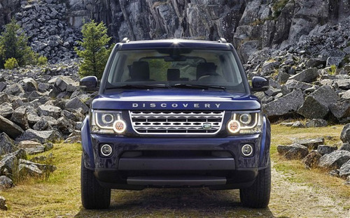 Land Rover Discovery 3/4 2014 Facelift