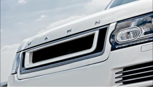 Range Rover 2013 Black Label Front Grille