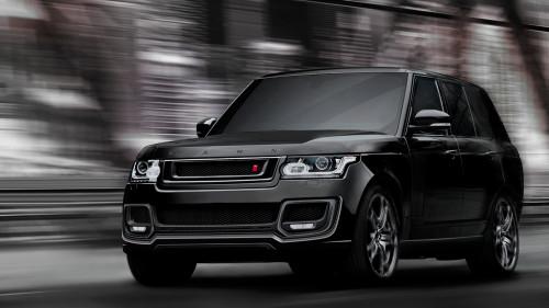 Range Rover 2013 Model Onwards KAHN 600 LE Package