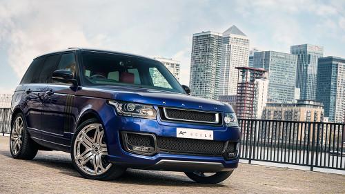 Range Rover 2013 Model Onwards 600-LE Carbon Package