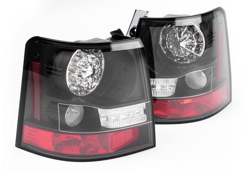 Range Rover Sport 2012 Rear LED Lights