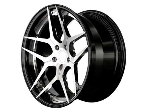 """22"""" US-07 D2 Forged Alloy Wheels"""