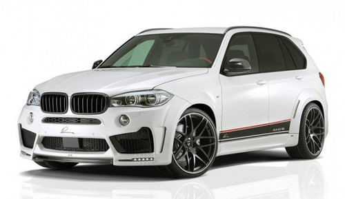 Lumma Design CLR X5 RS 2014 Onwards Installed and Painted