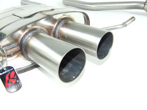 Bentley Continental SuperSport GT & GTC Sports Exhaust System QucikSilver (2004-2011)
