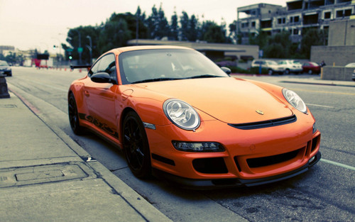 Porsche GT3 RS Body Kit