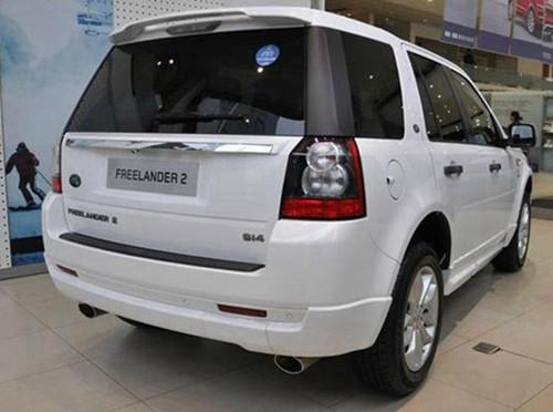 Land Rover Freelander 2 Rear Roof Spoiler