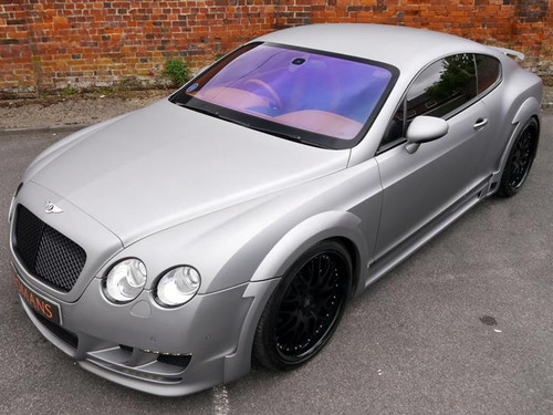 Bentley Continental GT/GTC Speed Force Body Kit 2003-2009
