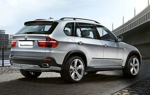 BMW X5 (E70) Aerodynamic Body Kit