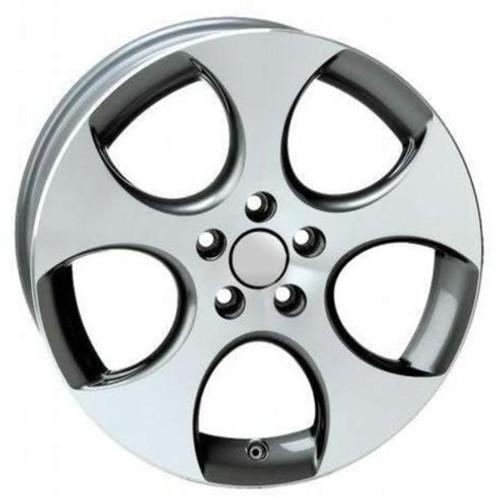 "18"" Alloy Wheels & Tyres VW Golf Gti Style"