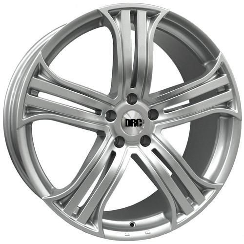 "DRC-DRR 22"" Alloy Wheels Silver"
