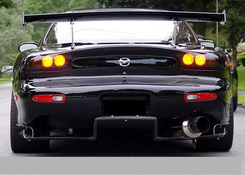 Mazda RX7 FD3S Rear Diffuser Body Kit