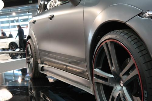 Porsche Cayenne R 958 Wide Bodykit
