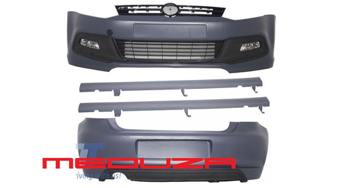 VW Polo 6R R-Line Style Bodykit