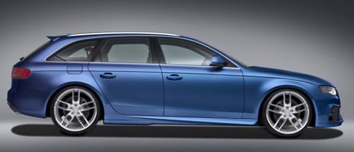 Audi A4 Avant 2008 Caractere Aerodynamic Bodykit