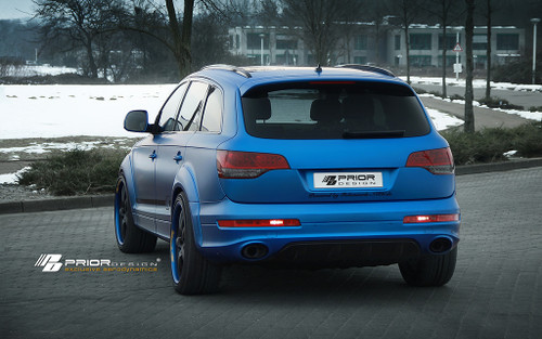 Audi Q7 Prior Design V12 Bodykit