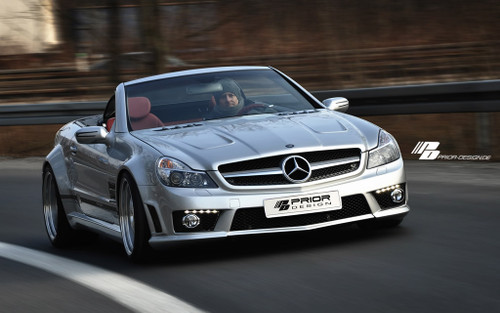 Mercedes SL R230 Prior Design Bodykit