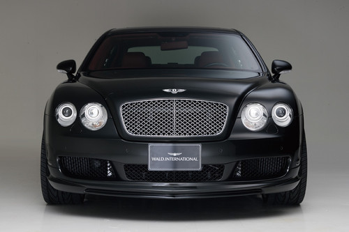 Bentley Continental Flying Spur Executive Line Wald International Bodykit