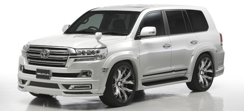 Toyota Land Cruiser 2015 Wald International Bodykit
