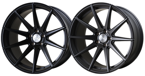 """Judd 20"""" T311R Alloy Wheels Staggered Fitment"""